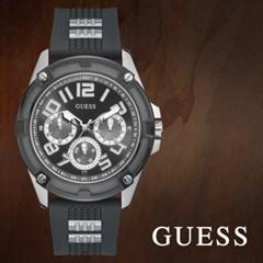 GUESS 게스 GW0051G1 남성시계 우레탄밴드 손목시계
