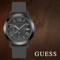 GUESS 게스 W1055G1 남성시계 우레탄밴드 손목시계