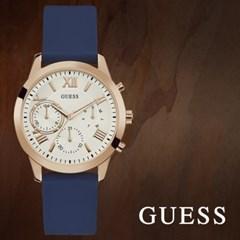 GUESS 게스 W1265L1 여성시계 우레탄밴드 손목시계