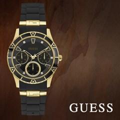 GUESS 게스 W1157L1 남성시계 우레탄밴드 손목시계
