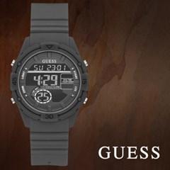 GUESS 게스 W1281L2 남성시계 우레탄밴드 손목시계