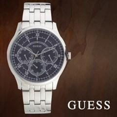 GUESS 게스 W1180G3 남성시계 메탈밴드 손목시계