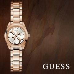 GUESS 게스 W1147L3 여성시계 메탈밴드 손목시계