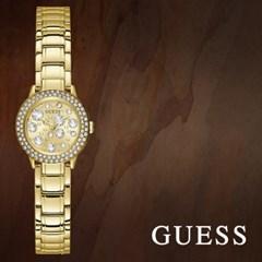 GUESS 게스 GW0028L2 여성시계 메탈밴드 손목시계