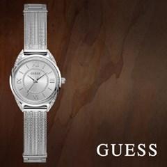 GUESS 게스 W1084L1 여성시계 메탈밴드 손목시계