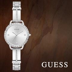 GUESS 게스 GW0022L1 여성시계 메탈밴드 손목시계