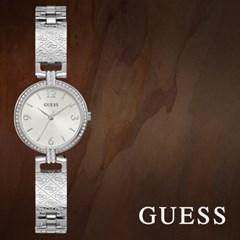 GUESS 게스 GW0112L1 여성시계 메탈밴드 손목시계