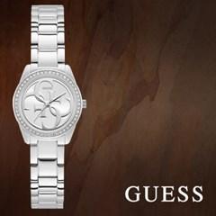 GUESS 게스 W1273L1 여성시계 메탈밴드 손목시계