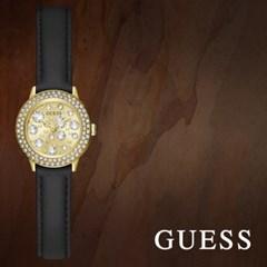 GUESS 게스 GW0029L2 여성시계 가죽밴드 손목시계