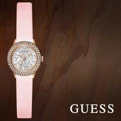 GUESS 게스 GW0029L3 여성시계 가죽밴드 손목시계