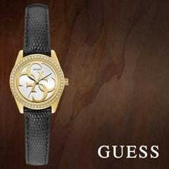 GUESS 게스 W1212L4 여성시계 가죽밴드 손목시계