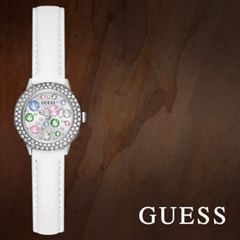 GUESS 게스 GW0029L1 여성시계 가죽밴드 손목시계