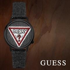 GUESS 게스 V1014M2 남성시계 가죽밴드 손목시계