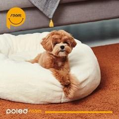폴레드룸 강아지방석 오아시스 파우더 M