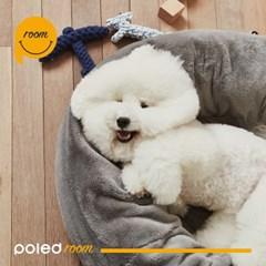 폴레드룸 강아지방석 오아시스 파우더 XL