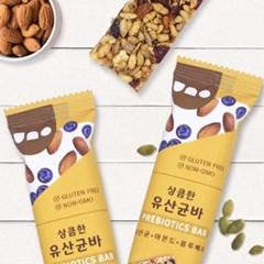 [우노] 유산균 견과바 2박스 (30봉)