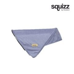[스퀴즈] Squizz 3 유모차 키트 (캐노피 외) Blue Lido