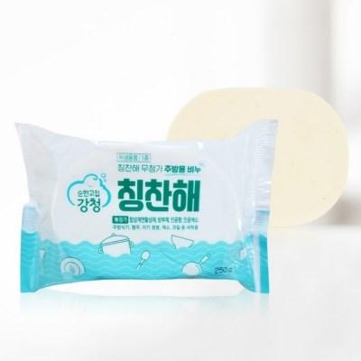 강청 설거지 주방고체비누250g