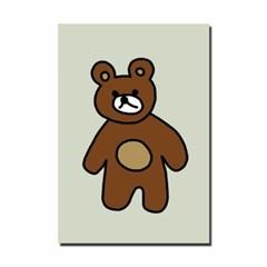 [눙눙이] 곰돌이 곰둥이 엽서