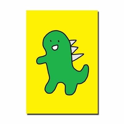[눙눙이] 공룡 티롱이 엽서