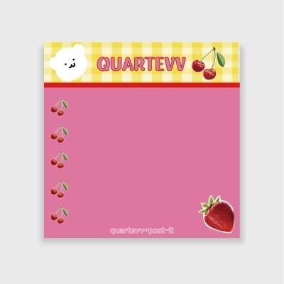 [포스트잇]Pink cherry