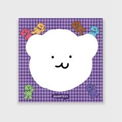 [떡메모지]Bear friends