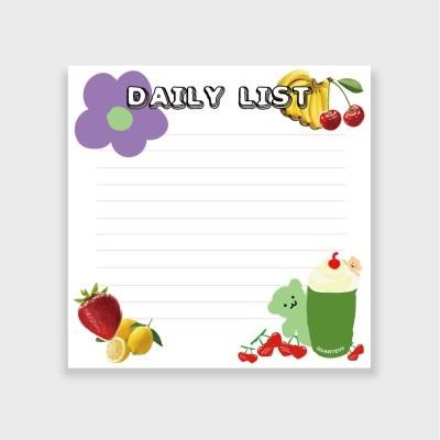 [떡메모지]Diary
