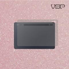 갤럭시 탭S7 Plus 12.4인치 글리터 핑크 전신 필름1