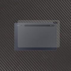 갤럭시 탭S7 Plus 12.4인치 무광 카본 전신 필름 1