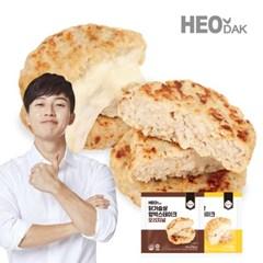 [허닭] 닭가슴살 함박스테이크 2종 10팩