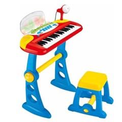 맥킨더 어린이 키보드세트-유아용 디지털 피아노 일렉토_(347781)
