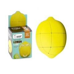 맥킨더 3D 과일 레몬 큐브_(347724)