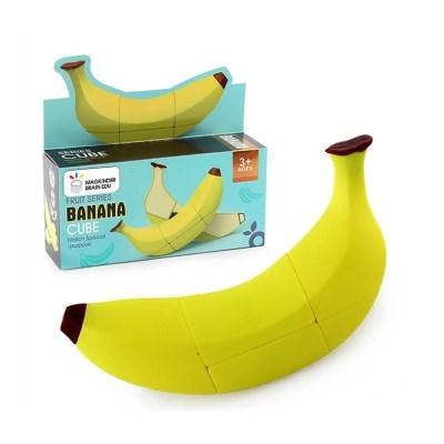 맥킨더 3D 과일 바나나 큐브_(347723)