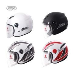 BMC 밀란 라이딩 바이크 경량 헬멧