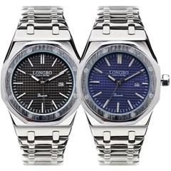 피닉스 남자시계 메탈시계 손목시계 LO-80519A