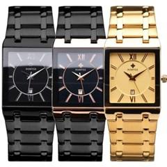 피닉스 남자시계 메탈시계 손목시계 LO-8858A