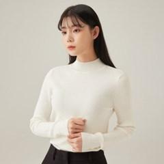 [데일리지] 골지 하이넥 슬림핏 스웨터_SPKAA11G30