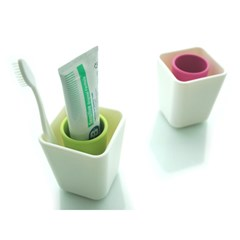 Simple Life Toothbrush Holder (칫솔꽂이)