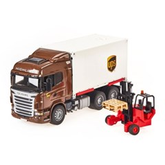 스카니아 UPS물류 트럭_(301821164)