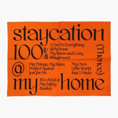 FABRIC POSTER_STAYCATION