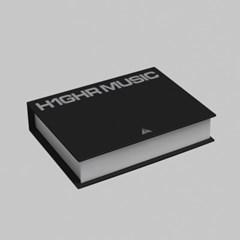 H1GHR MUSIC(하이어뮤직) 컴필레이션 [RED&BLUE TAPE]