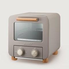[MOSH] 모슈 미니 오븐 토스터기 브라운
