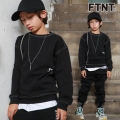 FTNT 블랙시그니처 상하복