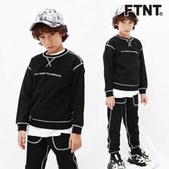 FTNT 스티치 상하복