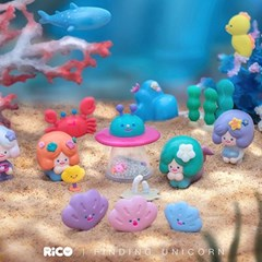 HAPPY SEA RiCO TOY - BOX (12EA)