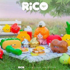 HAPPY PICNIC RiCO TOY - RANDOM (1EA)