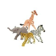 [사파리엘티디] 아기 아프리카 동물피규어 4종(238529'271829&