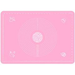 세븐프리 심플컬러 반죽매트 특대형50x70cm 핑크_(3680299)