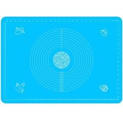 세븐프리 심플컬러 반죽매트 특대형50x70cm 블루_(3680300)