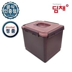 [정품] 8.7L 딤채 김치통 김치용기 김치냉장고 전용용기 WD009140